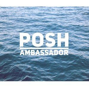 Other - I'm a posh Ambassador 😊